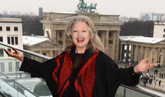 Hanna Schygulla genießt Berliner WG-Leben (Foto)