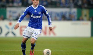 Der FC Schalke 04 muss heute gegen den VfL Wolfsburg ran. (Foto)