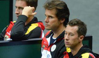 Frankfurter Davis-Cup-Versöhnung hält nur kurz (Foto)