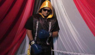 Die Leiche des puerto-ricanischen Boxers Christopher Rivera. (Foto)