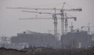 Chinas Wirtschaft zeigt weitere Anzeichen einer Abkühlung (Foto)