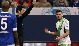 Wolfsburgs Caligiuri für ein Spiel gesperrt (Foto)