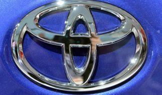 Toyota auf Rekordfahrt (Foto)