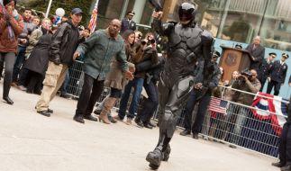 Das Remake von «Robocop» läuft ab dem 6. Februar 2014 in den deutschen Kinos. (Foto)