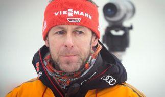 Biathlon-Coach Kirchner:«Guter Teamgeist» (Foto)