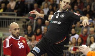 «Goldjungs»: Verband will Handballer besser vermarkten (Foto)