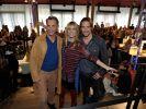 Die neue Topmodel-Jury: Wolgang Joop (links), Heidi Klum und Thomas Hayo. (Foto)
