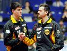Boll und Ovtcharov Favoriten beim Tischtennis-Europacup (Foto)