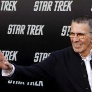 27.02. - Leonard Nimoy (83): Mit der Rolle des Halb-Vulkaniers Spock in der Fernsehserie