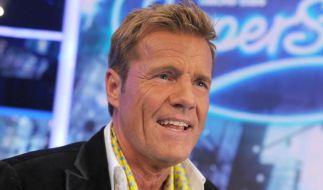 Dieter Bohlen kann sich auf strahlende Zähne verlassen. (Foto)