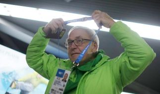 Vesper: «Ich wünsche mir jeden Tag eine Medaille» (Foto)