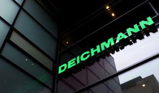 Ist ins Visier von Tierschützern geraten: Schuhhändler Deichmann. (Foto)