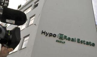 Richter schlägt Vergleich im Prozess gegen Hypo Real Estate vor (Foto)