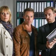 Können Kriminaloberkommissarin Ina Zimmermann (Melanie Marschke), Kriminaloberkommissar Jan Maybach (Marco Girnth) und Lukas Franzen (Felix Lampe) den Fall aufklären?