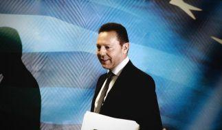 Griechischer Finanzminister: Drittes Rettungspaket unnötig (Foto)