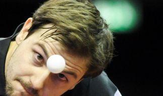Boll im Viertelfinale von Lausanne gegen Ovtcharov (Foto)