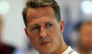 Michael Schumacher: Wird er wieder ganz gesund? (Foto)