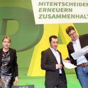 Grüne wollen als Öko- und Verbraucherschutzpartei punkten (Foto)