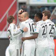Guardiola lobt nach standesgemäßem Bayern-Sieg (Foto)
