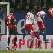 HSV taumelt Richtung Abstieg - 0:3 gegen Hertha (Foto)