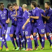 Florenz siegt ohne Gomez - Neapel schlägt AC Mailand (Foto)