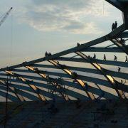 Arbeiter von WM-Stadion in Manaus drohen mit Streik (Foto)