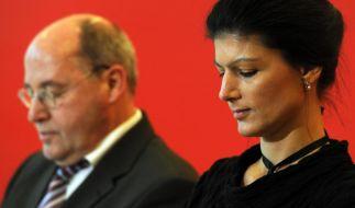 Linke streicht EU-kritische Passage aus Europawahlprogramm (Foto)