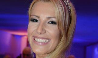 «Miss Germany» bleibt vor Glück die Sprache weg (Foto)