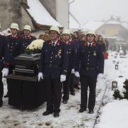 Trauerfeier für Maximilian Schell in Preitenegg (Foto)