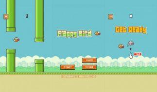Flappy Bird eroberte die App-Stores im Sturm. (Foto)