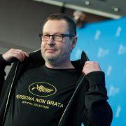 Von Trier kokettiert mit Rauswurf beim Filmfest Cannes (Foto)