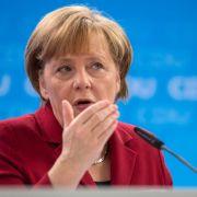 Merkel stimmt Union auf Politik mit SPD-Kernthemen ein (Foto)