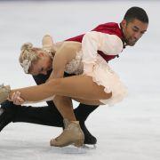 Gelten in Sotschi als Favoriten auf Gold: Aljona Savchenko und Robin Szolkowy.