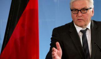 Steinmeier fordert Karsai zu Abkommen auf (Foto)