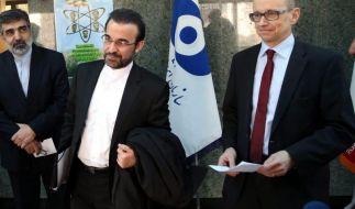 Atomwächter und Iran kommen sich näher (Foto)