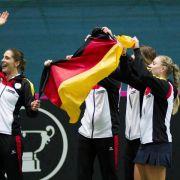 DTB-Team nach Fed-Cup-Gala im Halbfinale (Foto)