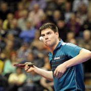 Schwache deutsche Bilanz beim Tischtennis-Europacup (Foto)