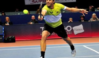 Haas verpasst 16. Turniersieg in Zagreb (Foto)