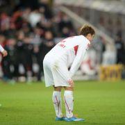 Alarmstufe Rot beim VfB - Präsident: «Katastrophe» (Foto)
