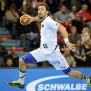 Füchse starten mit Sieg in Gruppenphase des EHF-Pokals (Foto)