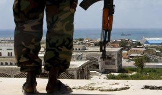 «Spiegel»:Bundeswehr soll Soldaten in Somalia ausbilden (Foto)