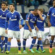 Heimmacht Schalke: S04 schlägt Hannover 2:0 (Foto)