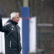 Nach HSV-Absturz: Führungsgremien streiten um Trainer (Foto)
