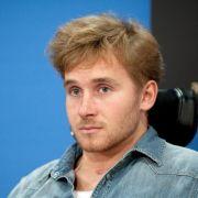 Nach Unfall: Samuel Koch plant Studienabschluss (Foto)