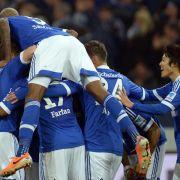 Schalke entzaubert Hannover - Heldt: «Laufen lassen» (Foto)