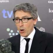 Eklat bei Goya-Verleihung - David Trueba großer Sieger (Foto)