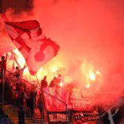Fan-Randale: 10 000 Euro Geldstrafe für den FCK (Foto)