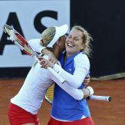 Tschechien nach Sieg über Spanien im Fed-Cup-Halbfinale (Foto)