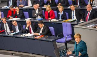 Koalition legt Entwurf für Oppositionsrechte vor (Foto)