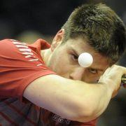 Kuwait Open: Europameister Ovtcharov sagt Teilnahme ab (Foto)